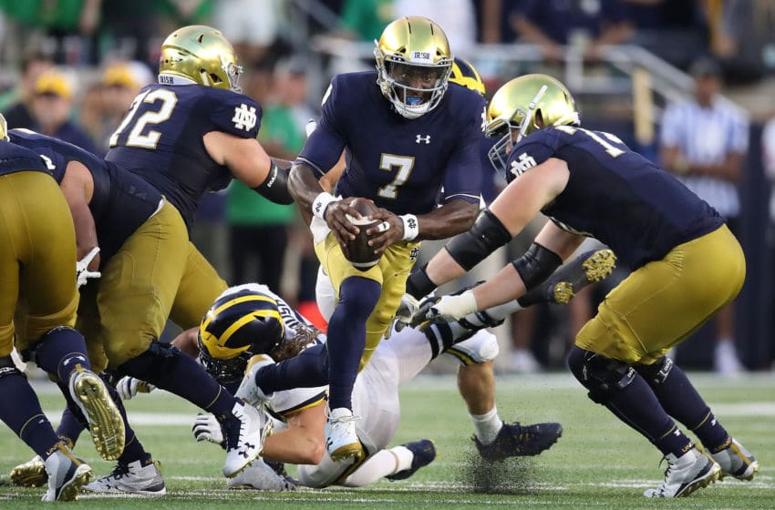 Notre Dame Football: 3 bold predictions vs. Ball State in ...