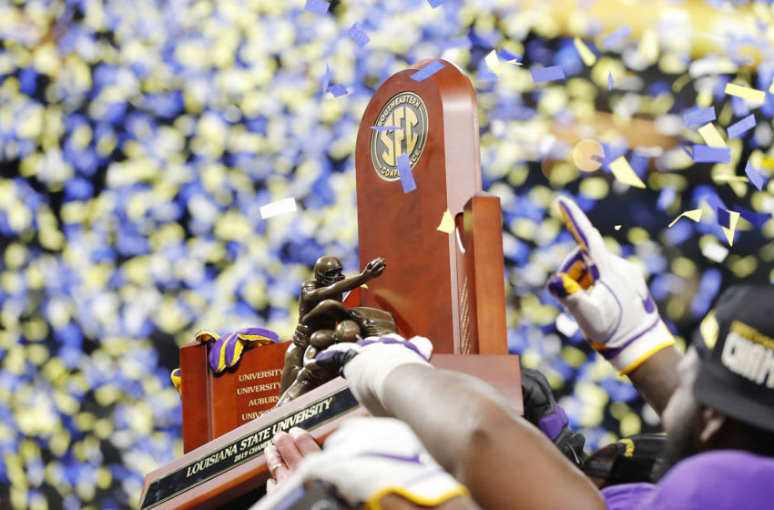 2019 SEC football championship game (Photo by Kevin C. Cox/Getty Images)