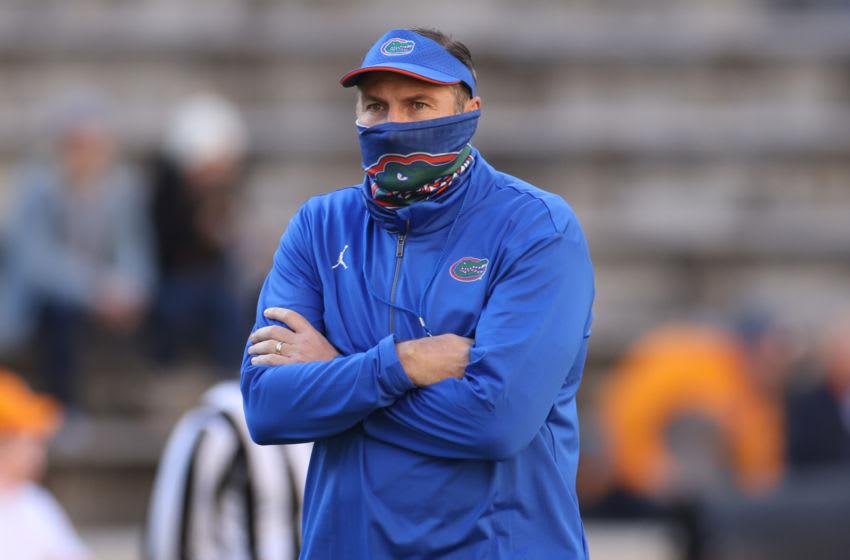 Dan Mullen, Florida football. Mandatory Credit: Randy Sartin-USA TODAY Sports