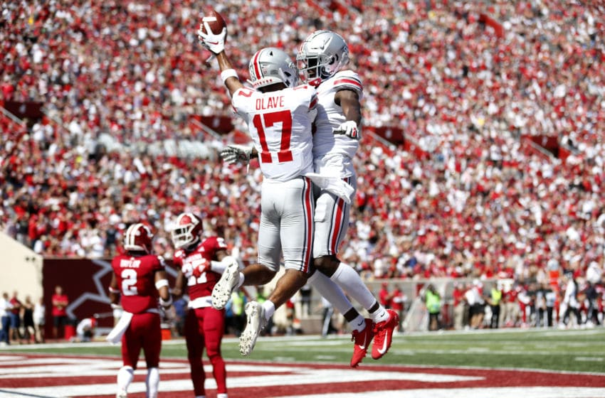 Ohio State Football: Buckeye Leafs for Indiana Game - Page 2