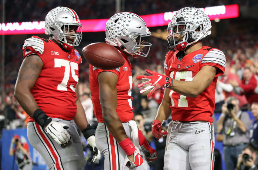 Ohio State has shut down voluntary workouts of seven sports, including football. (Photo by Christian Petersen/Getty Images)