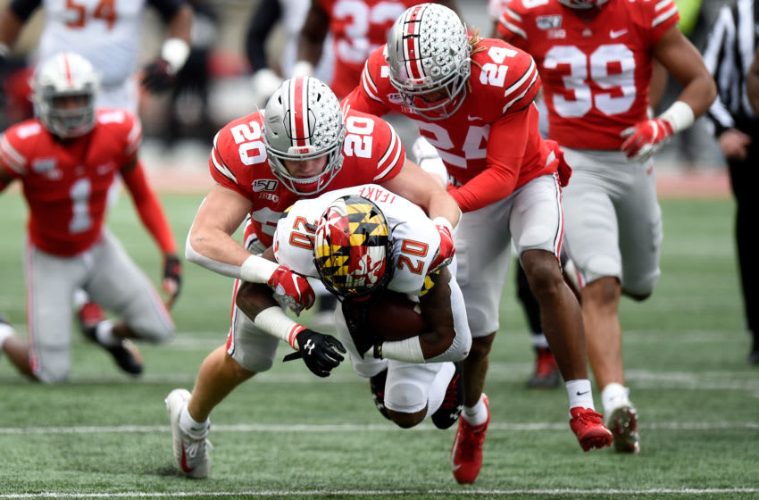 Ohio State will only play Big Ten games in 2020 until their bowl game, possibly making this season tainted in some fans' eyes. (Photo by G Fiume/Maryland Terrapins/Getty Images)