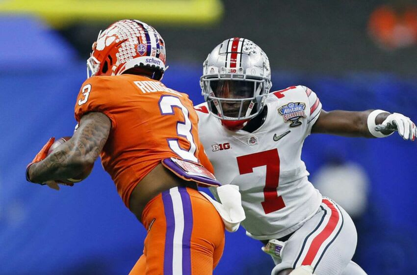 The Ohio State football team desperately needs someone to step up in the secondary. College Football Playoff Ohio State Faces Clemson In Sugar Bowl