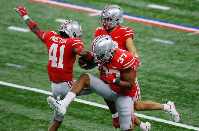 The Ohio State football team didn't have the best secondary play last season. Expect that to change this year. Big Ten Championship Ohio State Northwestern