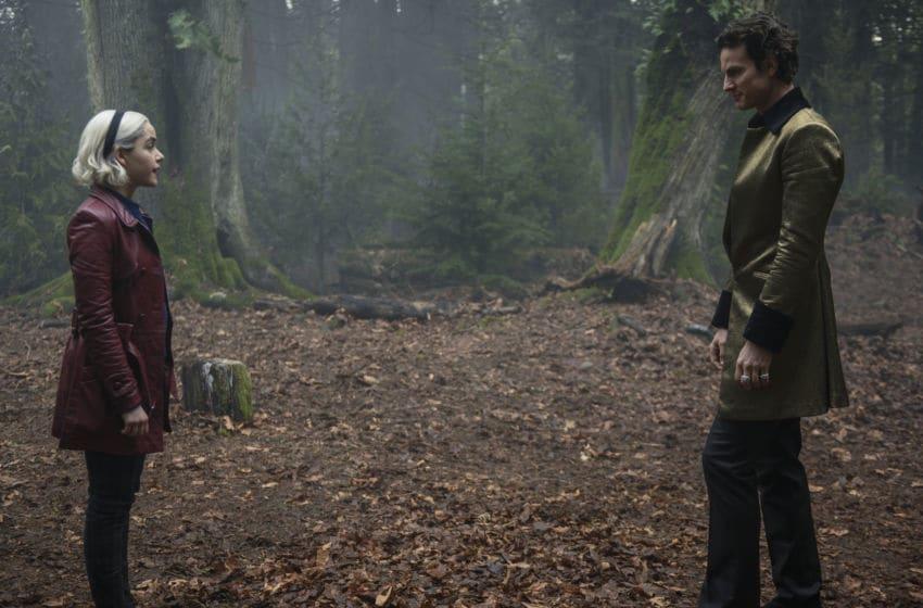 CHILLING ADVENTURES OF SABRINA season 2 still. Photo: Diyah Pera/Netflix