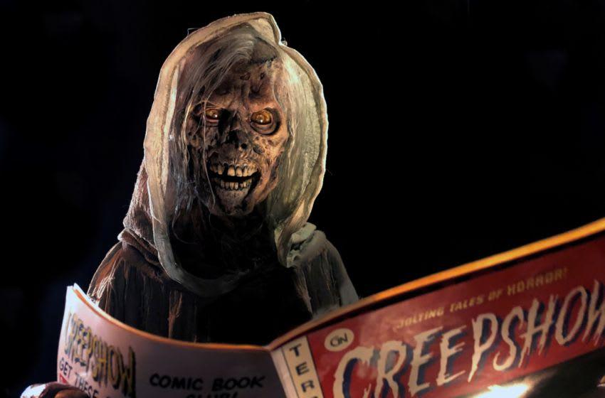 Photo: Creepshow with Comic.. Creepshow: Season 1.. Image Courtesy Shudder