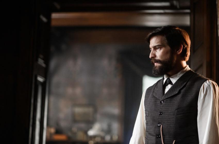 Photo: Freud season 1.. Image Courtesy Jan Hromadko, Netflix