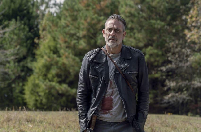 Jeffrey Dean Morgan as Negan - The Walking Dead _ Season 10, Episode 14 - Photo Credit: Jace Downs/AMC