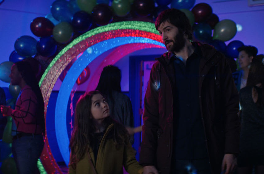 "Brooklynn Prince and Jim Sturgess in ""Home Before Dark,"" now streaming on Apple TV+."