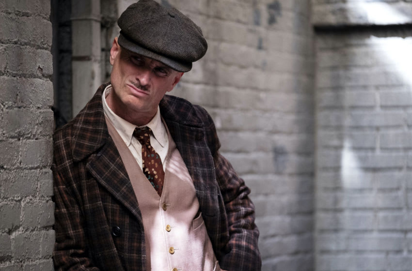 Shea Whigham in Perry Mason Season 1, Episode 4 - Photograph by Merrick Morton/HBO