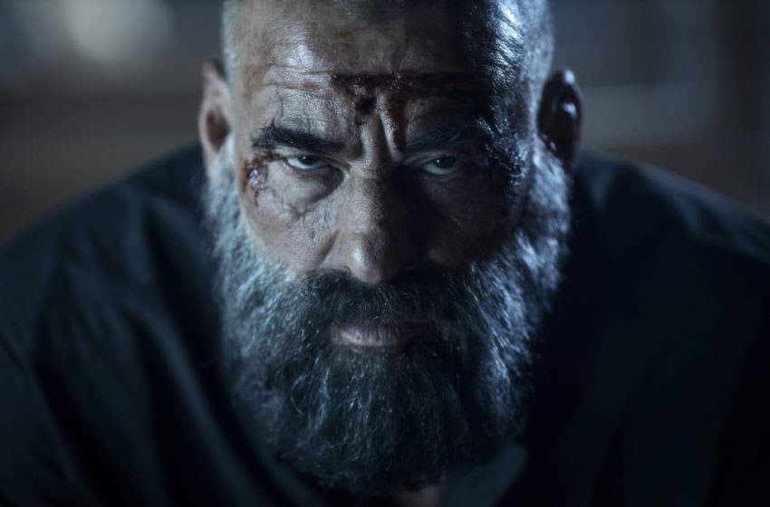 Eduard Fernández in 30 Coins -- Photograph by Manolo Pavon/HBO Nordic