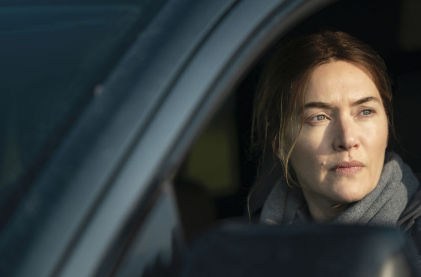 Kate Winslet in Mare of Easttown. Photograph by Michele K. Short/HBO