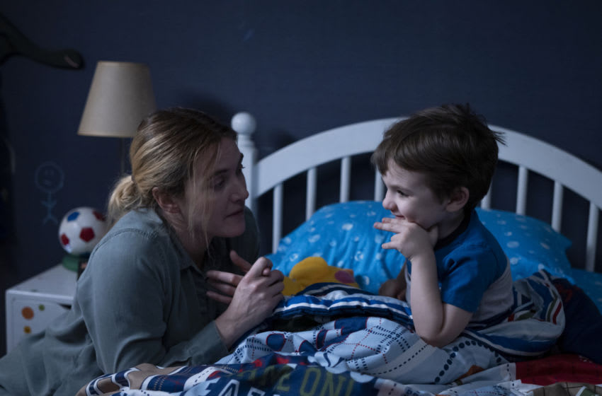 Kate Winslet, Izzy King in Mare of Easttown Episode 1 - Photograph by Michele K. Short/HBO