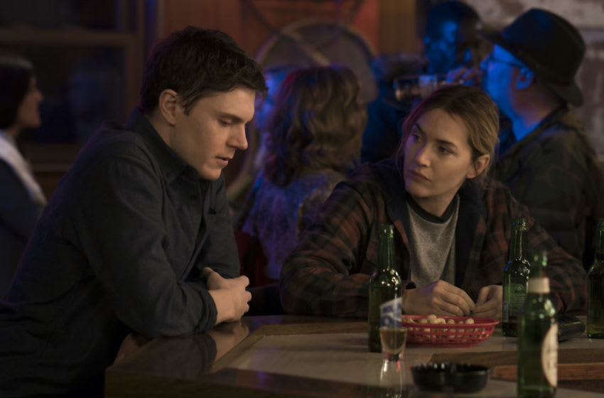 Evan Peters, Kate Winslet in Mare of Easttown Episode 3 - Photograph by Michele K. Short/HBO