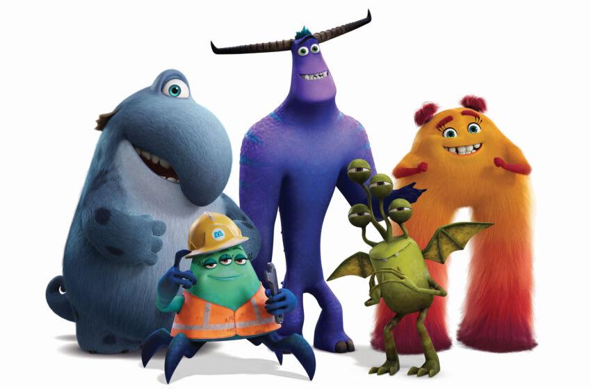 Monsters at Work - Disney
