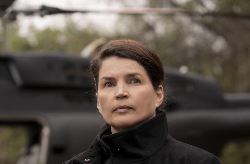 Julia Ormond as Elizabeth - The Walking Dead: World Beyond _ Season 1 - Photo Credit: Zach Dilgard/AMC