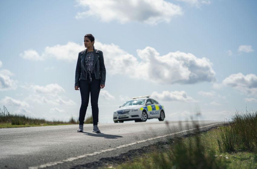 Mandip Gill as Yaz - Doctor Who _ Season 12, Episode 7 - Photo Credit: James Pardon/BBC Studios/BBC America
