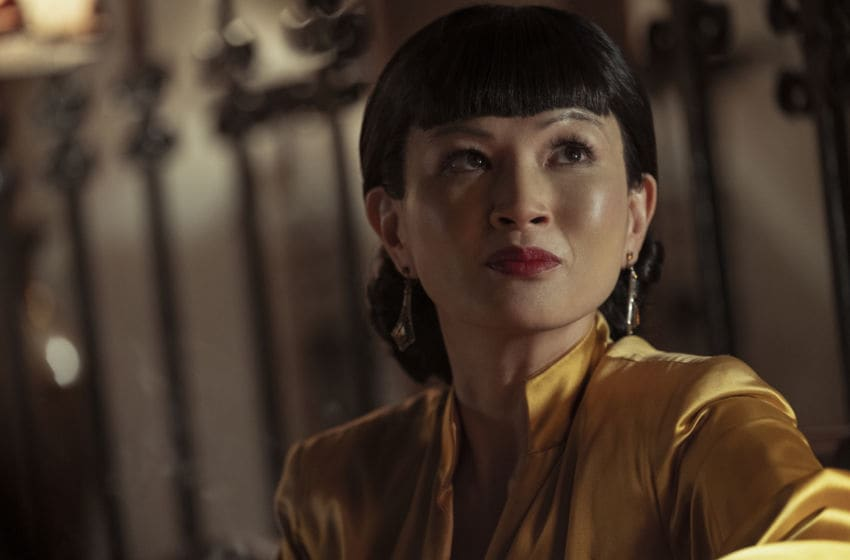 HOLLYWOOD: MICHELLE KRUSIEC as ANNA MAY WONG in Episode 102 of HOLLYWOOD Cr. SAEED ADYANI/NETFLIX © 2020