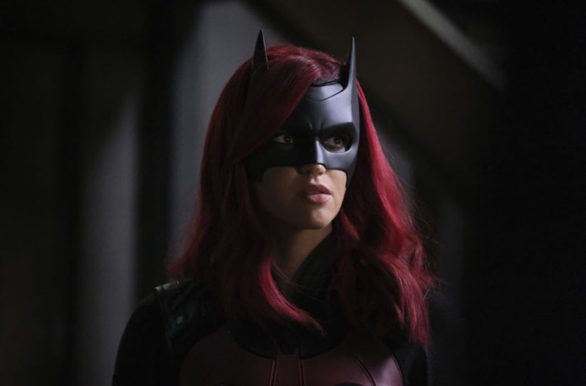Batwoman. Pictured: Ruby Rose as Batwoman