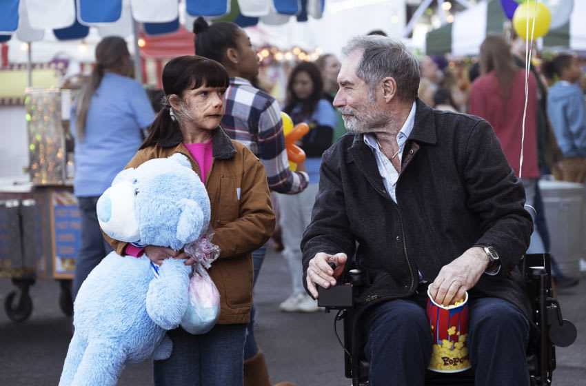 Niles Caulder and his daughter Dorothy in Doom Patrol Season 2, Episode 8