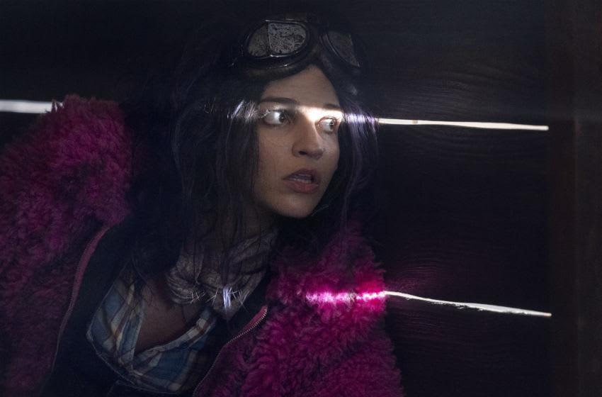 Paola Lázaro as Juanita 'Princess' Sanchez- The Walking Dead _ Season 10, Episode 20 - Photo Credit: Josh Stringer/AMC