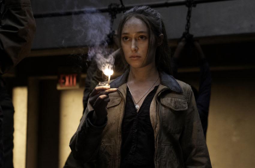 Alycia Debnam-Carey as Alicia Clark - Fear the Walking Dead _ Season 6, Episode 11 - Photo Credit: Ryan Green/AMC