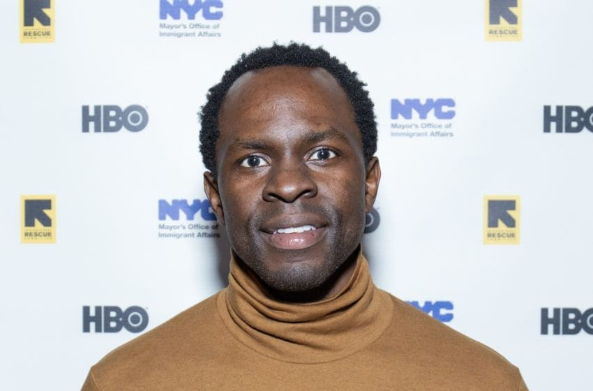 NEW YORK, NEW YORK - NOVEMBER 17: Gbenga Akinnagbe attends a WE Refugee fundraiser for the IRC and MOIA at The Cutting Room on November 17, 2019 in New York City. (Photo by Arturo Holmes/Getty Images)