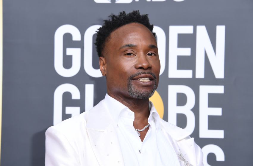 BEVERLY HILLS, CALIFORNIA - JANUARY 05: Billy Porter attends the 77th Annual Golden Globe Awards at The Beverly Hilton Hotel on January 05, 2020 in Beverly Hills, California. (Photo by Jon Kopaloff/Getty Images)