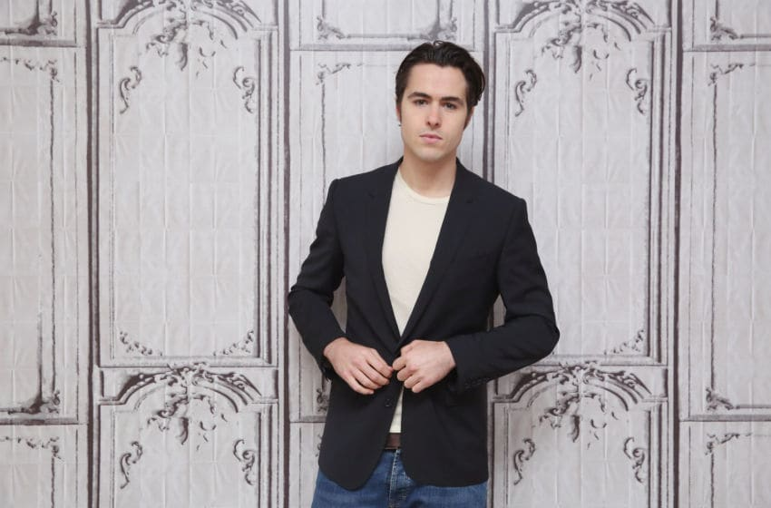 NEW YORK, NY - SEPTEMBER 19: The BUILD Series presents actor Ben Schnetzer to discuss