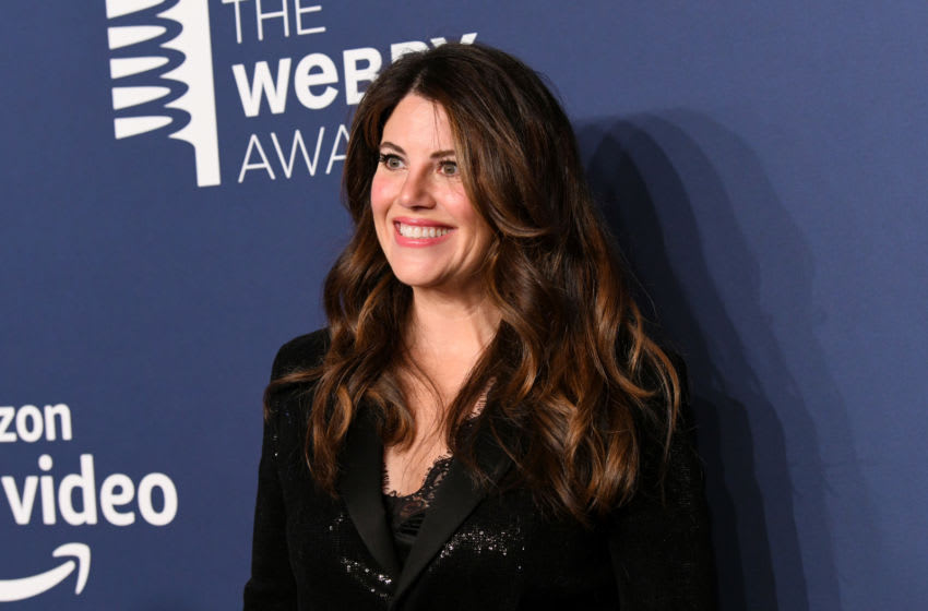 NEW YORK, NEW YORK - MAY 13: Monica Lewinsky attends The 23rd Annual Webby Awards on May 13, 2019 in New York City. (Photo by Noam Galai/Getty Images for Webby Awards)