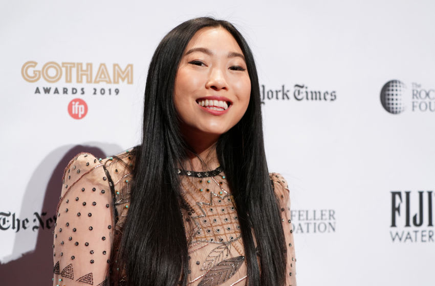 NEW YORK, NEW YORK - DECEMBER 02: Awkwafina attends the IFP's 29th Annual Gotham Independent Film Awards at Cipriani Wall Street on December 02, 2019 in New York City. (Photo by Jemal Countess/Getty Images for IFP)