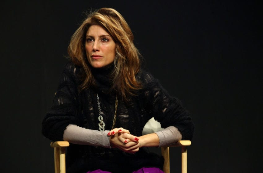 NEW YORK - DECEMBER 10: Former student Jennifer Esposito returns to The Lee Strasberg Theatre & Film Institute New York to teach a one-day acting class on December 10, 2009 in New York City. (Photo by Astrid Stawiarz/Getty Images)