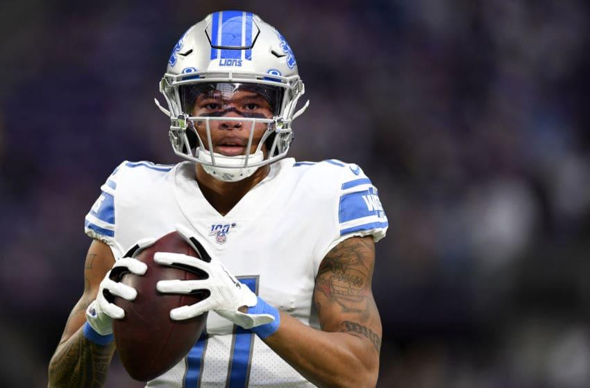 Marvin Jones, Detroit Lions (Photo by Hannah Foslien/Getty Images)