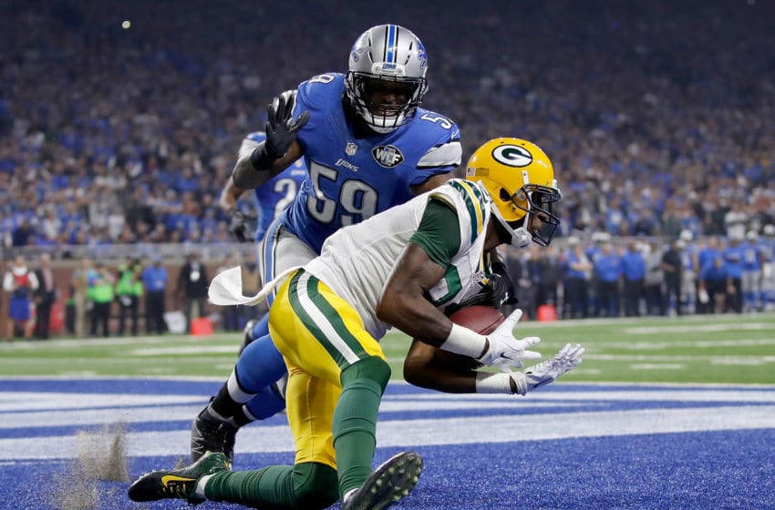 Geronimo Allison, Green Bay Packers (Photo by Gregory Shamus/Getty Images)