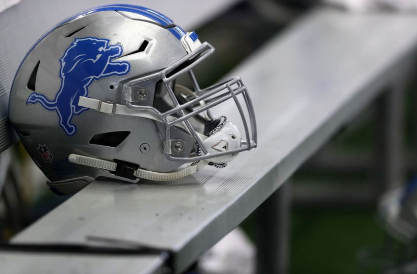 Detroit Lions. (Photo by Ronald Martinez/Getty Images)
