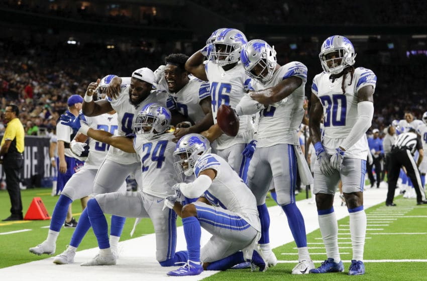 Detroit Lions (Photo by Tim Warner/Getty Images)