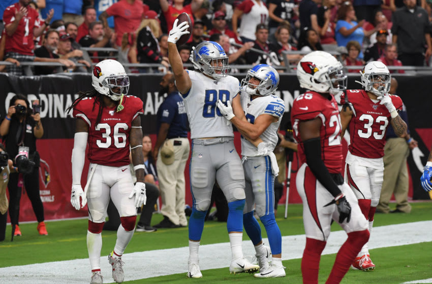 Detroit Lions (Photo by Norm Hall/Getty Images)