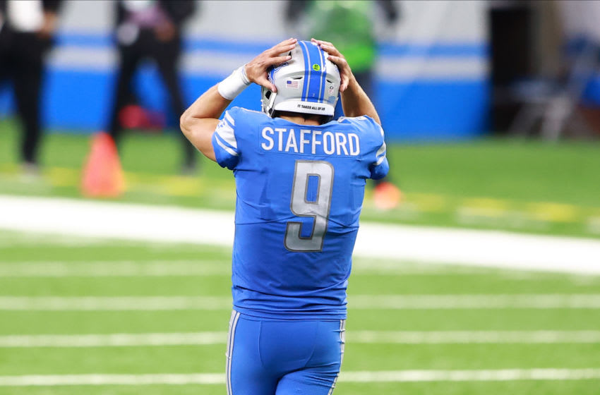 Matthew Stafford, Detroit Lions (Photo by Rey Del Rio/Getty Images)