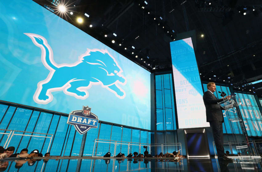 Detroit Lions, NFL draft (Photo by Ronald Martinez/Getty Images)