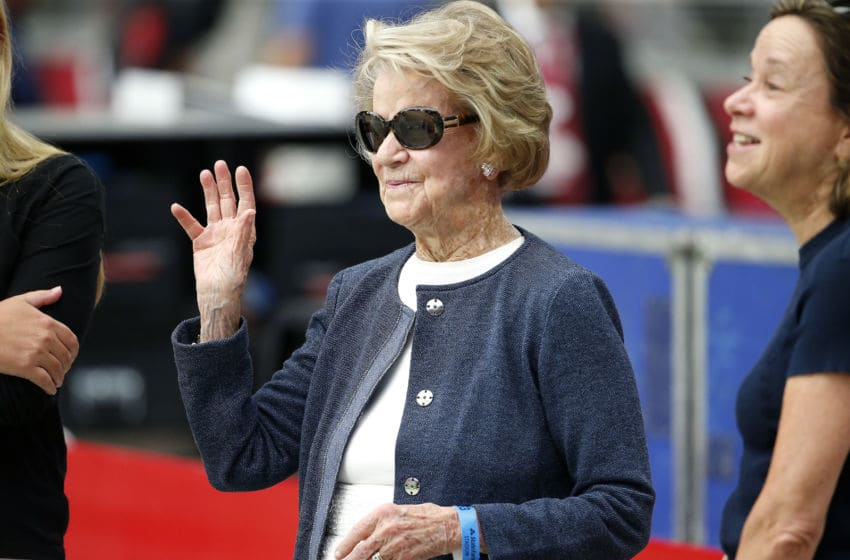 Martha Ford, Detroit Lions (Photo by Ralph Freso/Getty Images)