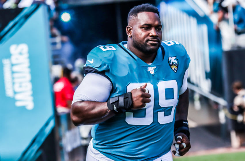 Marcell Dareus, Jacksonville Jaguars (Photo by Harry Aaron/Getty Images)