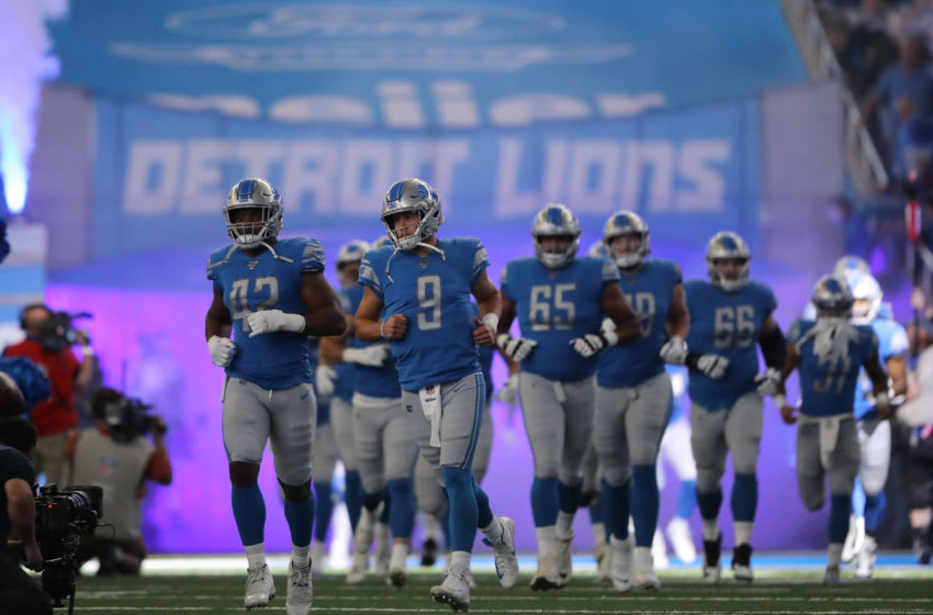 Detroit Lions (Photo by Rey Del Rio/Getty Images)