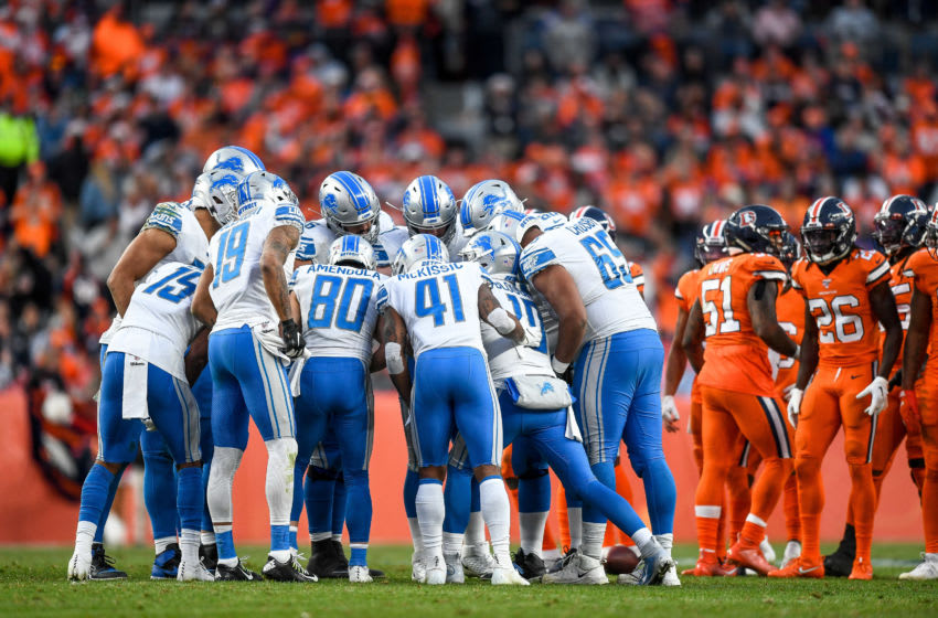 Detroit Lions (Photo by Dustin Bradford/Getty Images)