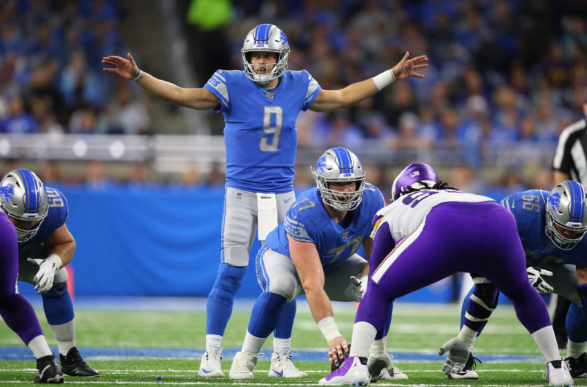 Matthew Stafford, Detroit Lions (Photo by Gregory Shamus/Getty Images)
