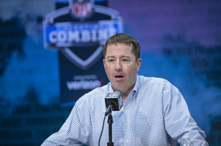Bob Quinn, Detroit Lions (Photo by Michael Hickey/Getty Images)