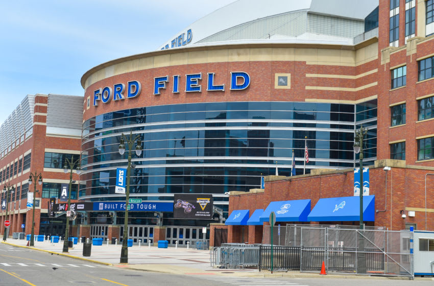 Ford Field, Detroit Lions (Photo by Aaron J. Thornton/Getty Images)