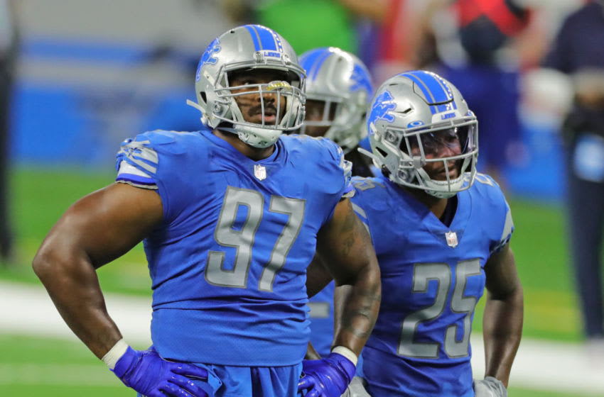 Detroit Lions (Photo Credit: Getty Images)