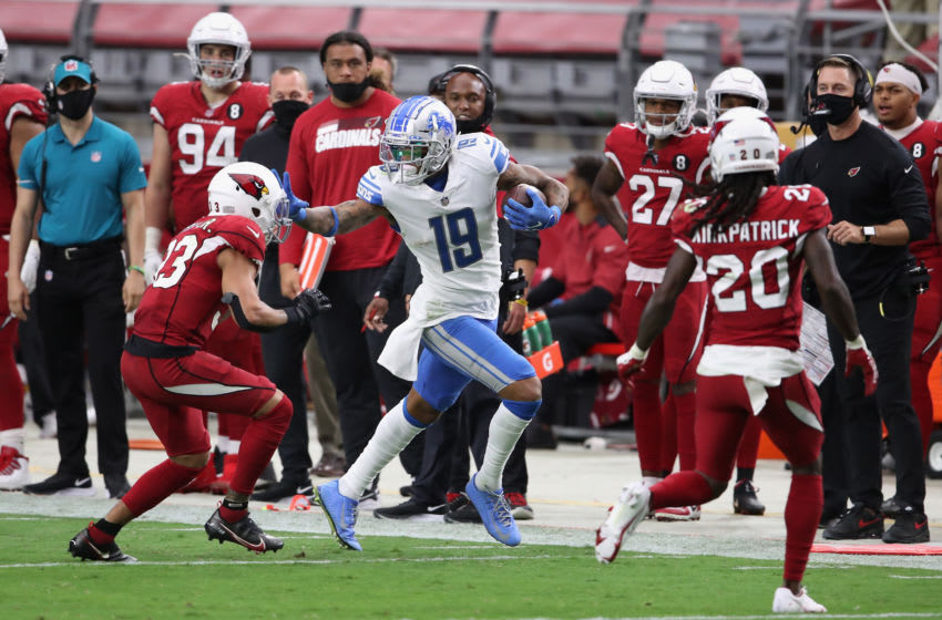 Kenny Golladay, Detroit Lions (Photo by Christian Petersen/Getty Images)