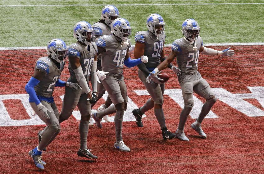 Detroit Lions defense (Photo by Kevin C. Cox/Getty Images)