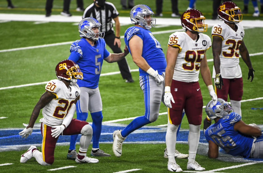 Matt Prater, Detroit Lions (Photo by Nic Antaya/Getty Images)